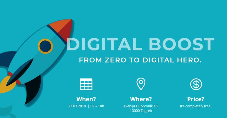 Digital Boost konferencija - tajne...